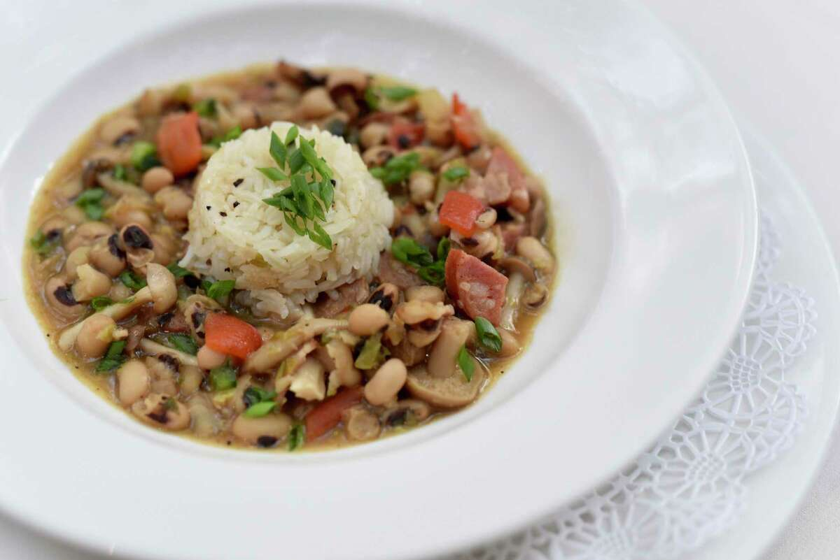 Jose Arevalo, chef at Brennan's of Houston, offers his Hoppin' John recipe for a lucky 2021.