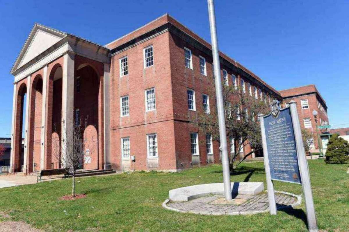 West Haven City Hall