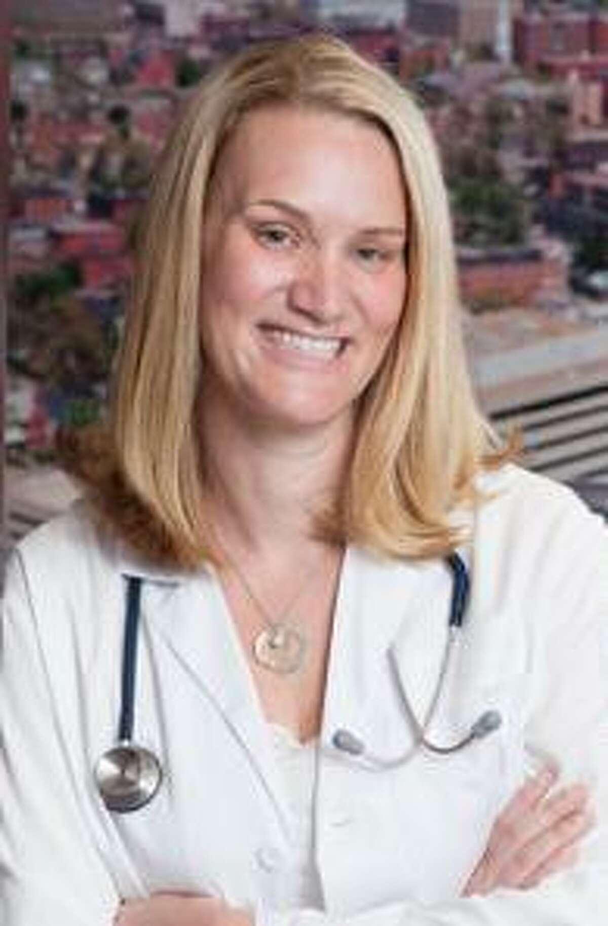 Gaylord Hospital Medical Director Dr. Megan Panico
