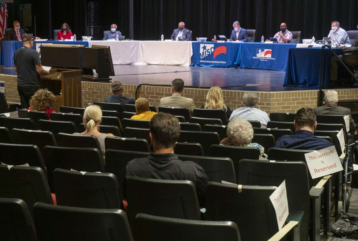 Board members also are scheduled to hold a public hearing for the 2021-22 budget and tax rate during the MISD board meeting tonight.