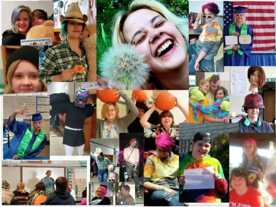 CASMAN Academy changed its Facebook cover photo to be a collage of photos honoring Sydney Riggs and also posted a message on its page about her, sending condolences to her family and speaking on how much her light would be missed after she died following a vehicle crash. (Courtesy image)