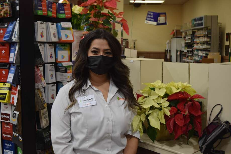 Under Rebekah Bernal's leadership, Amigos team members have donated time, food, cut many charitable checks and provided countless gift cards to multiple causes aimed at helping those struggling. Photo: Ellysa Harris/Plainview Herald
