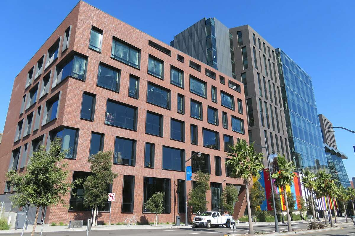 Dropbox has agreed to another sublease in the Exchange, which fills a long block of Owens Street in San Francisco's Mission Bay along Interstate 280.