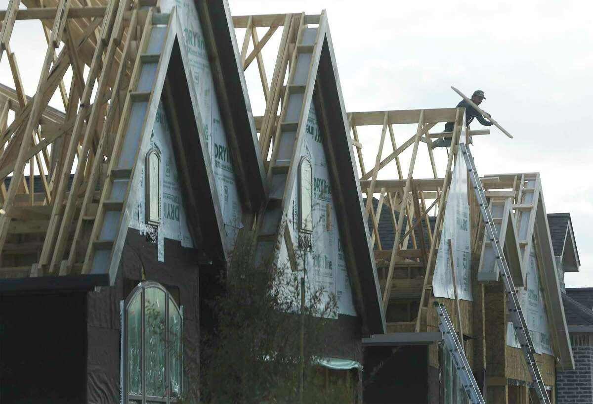 The far West Side is seeing the most housing starts in the San Antonio area, according to a report by Zonda.