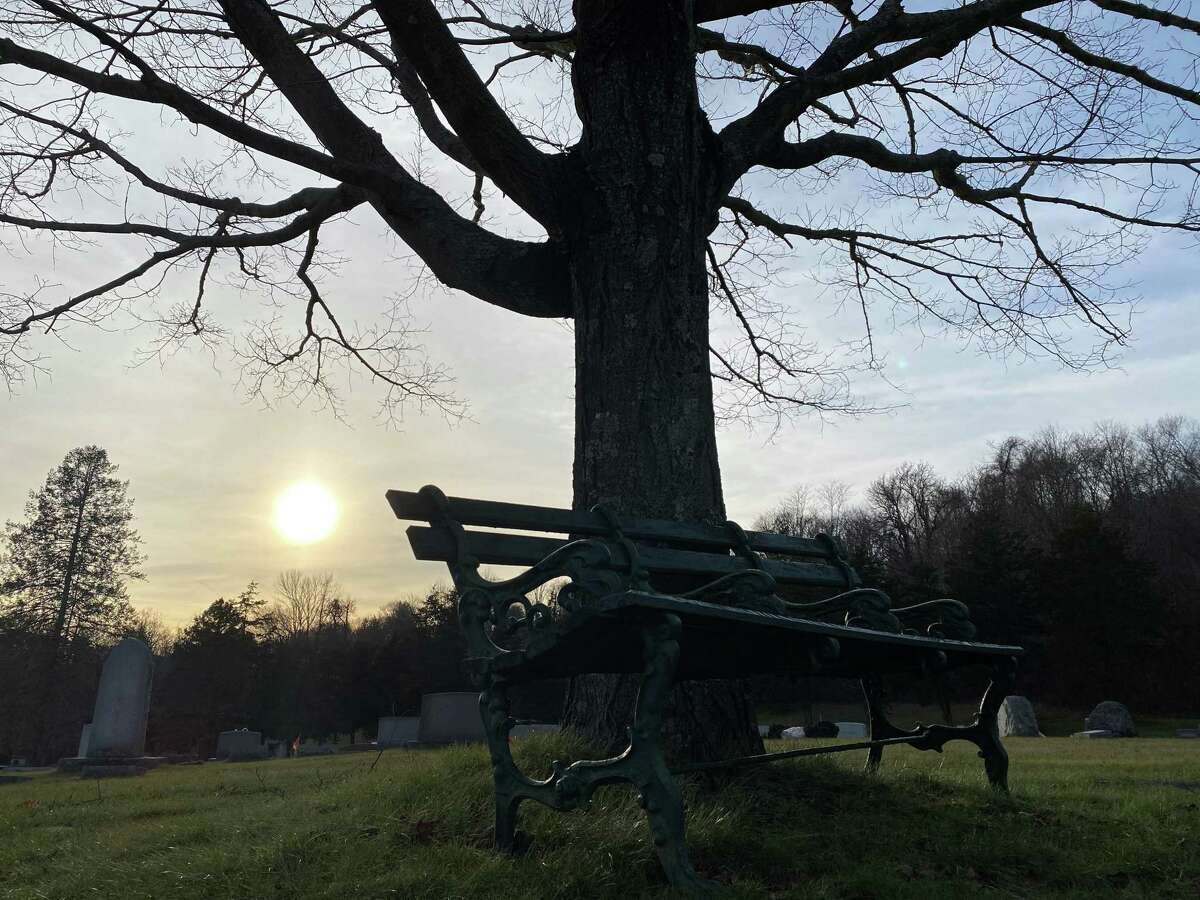 As we do with every sunset, like this one over Center Cemetery in New Milford, we bird farewell to the day. In this case, we bid farewell to 2020, a most profound year for the world with the onset of a global pandemic that rocked the globe, stole lives, broke hearts and left us isolated and reflective....