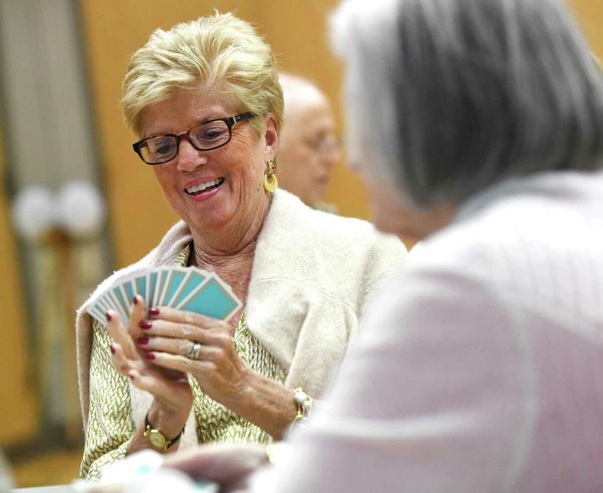 A card game of bridge is played in Connecticut during a previous year. Here is a list of upcoming happenings that are taking place in the future in Ridgefield including a