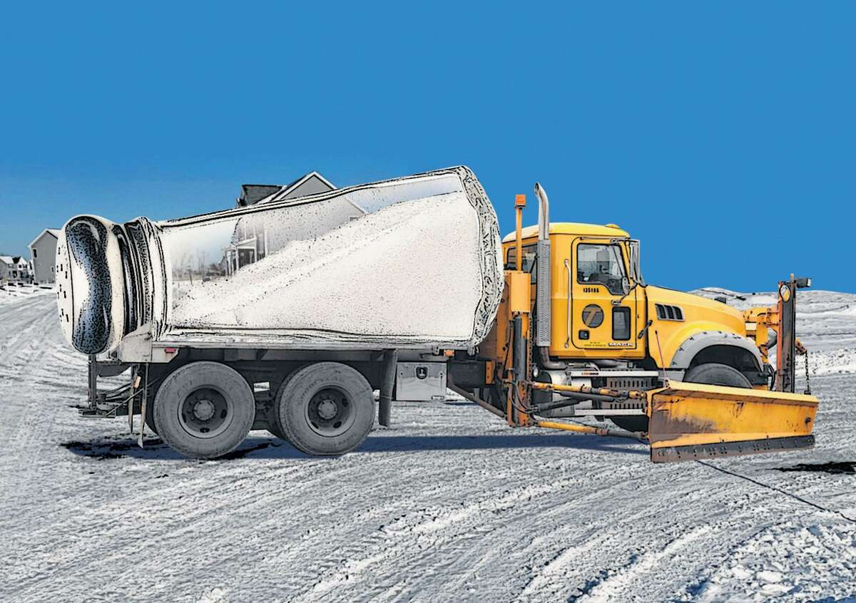 New York's heavy use of road salt pollutes natural wonders, including Adirondack lakes, and endangers public health.