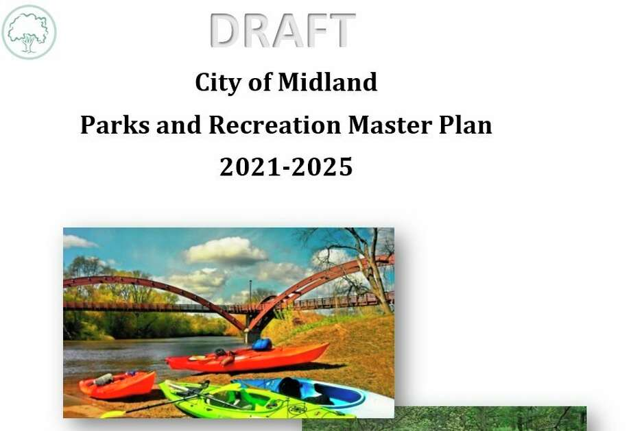 The City of Midland Parks & Recreation Master Plan, created with help fromPMBlough, Inc., will serve as a guide to improving recreation facilities and developing new recreational opportunities. (Screen photo/City of Midland)