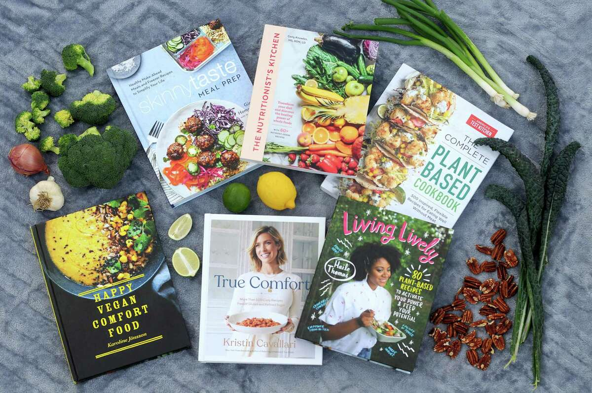 Start the new year off right with recipes from these six health-focused cookbooks.