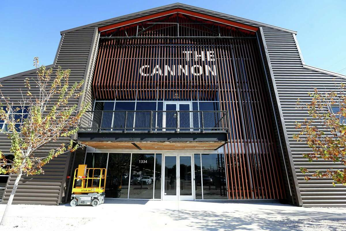 Chevron Technology Ventures has set up shop at the Cannon startup hub in West Houston, photographed on Thursday, Dec. 17, 2020.