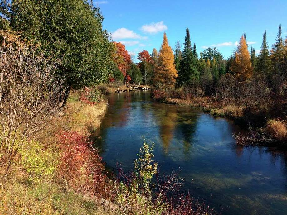The Great Lakes Fishery Trust is awarding nearly $200,000 to Homestead Township in Benzie County to develop universally accessible fishing platforms at the new Platte River Park that includes over 1,550 feet of the Platte River.(Courtesy Photo)