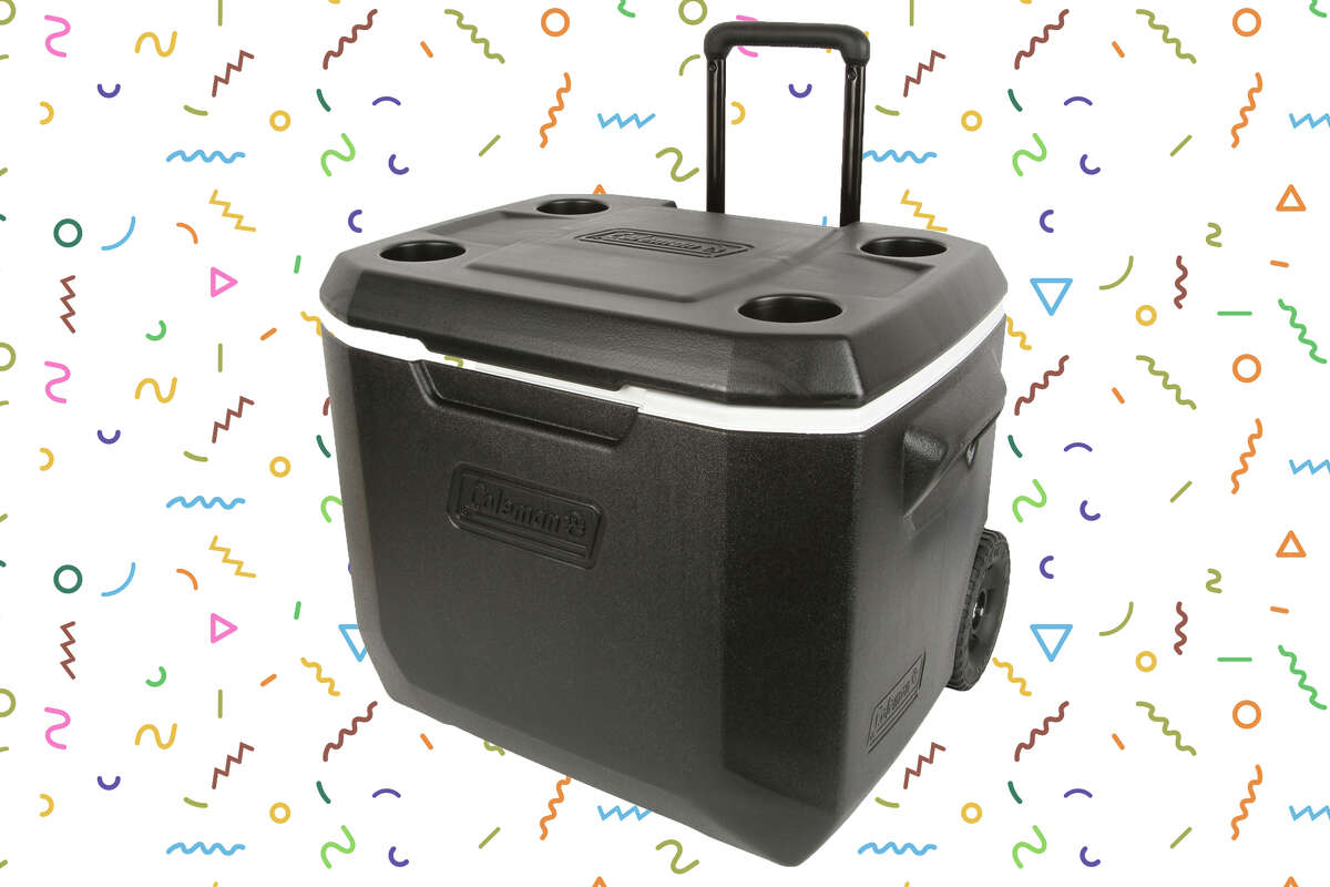 Coleman 50-Quart Xtreme 5-Day Heavy-Duty Cooler with Wheels for $26.83 at Walmart