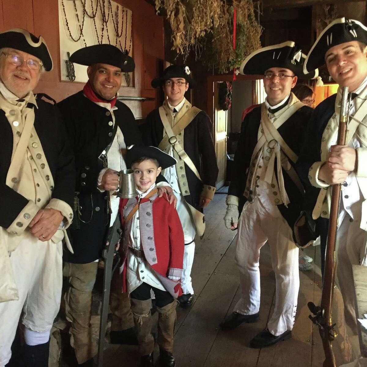 """TWELFTH NIGHT: With a larger outdoor element, the Derby Historical Society will present its """"Twelfth Night"""" celebration (previous one above) Jan. 10 from 11 a.m. to 3 p.m. at the David Humphreys House in Ansonia. Details in Thursday's Go section."""
