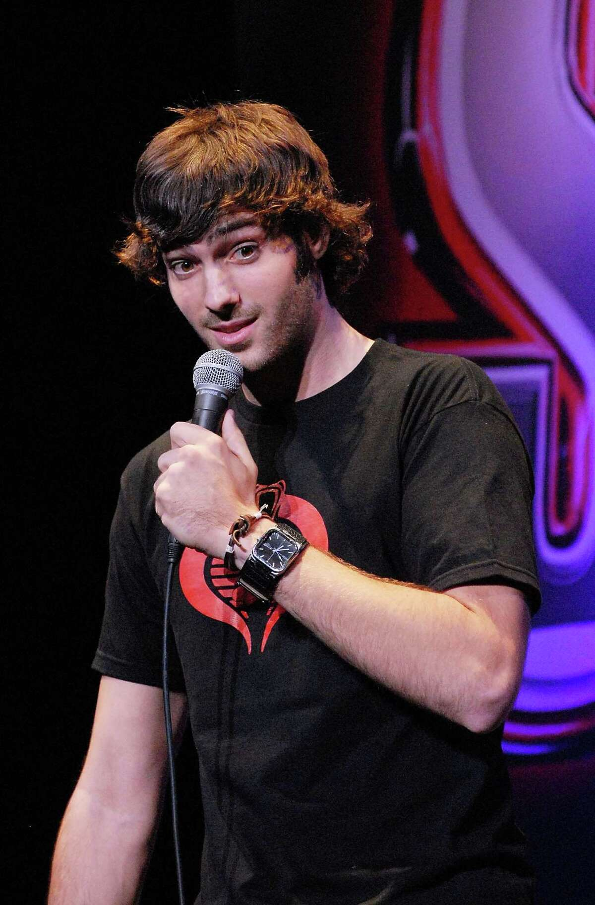 COMIC SHOW: Comedian Jeff Dye will perform at The Stress Factory in Bridgeport Thursday-Saturday, Jan. 7-9. Tickets are at Bridgeport.StressFactory.com.