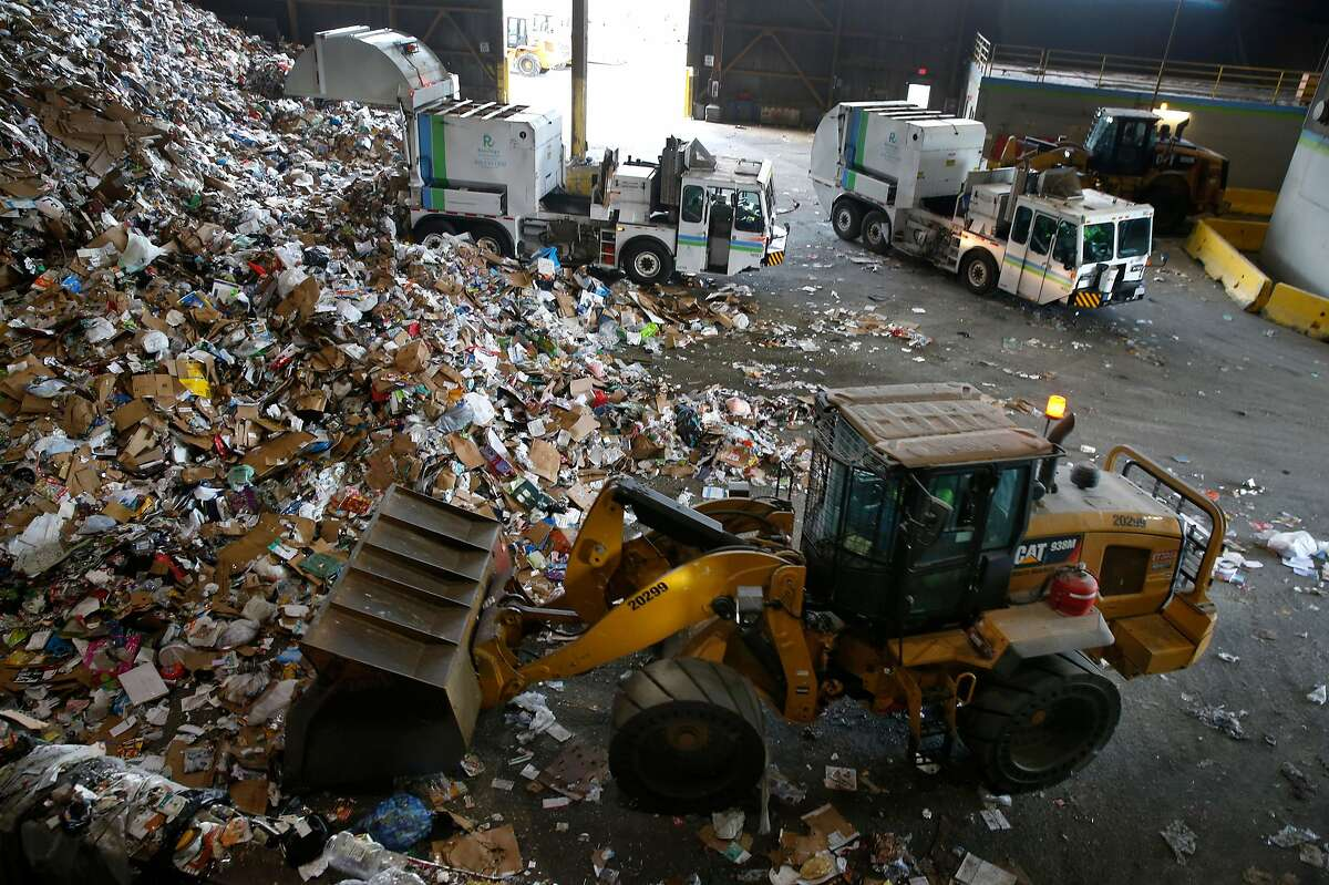 Residential cardboard collection has increased, but the rise is offset by a drop in pick-ups from businesses.
