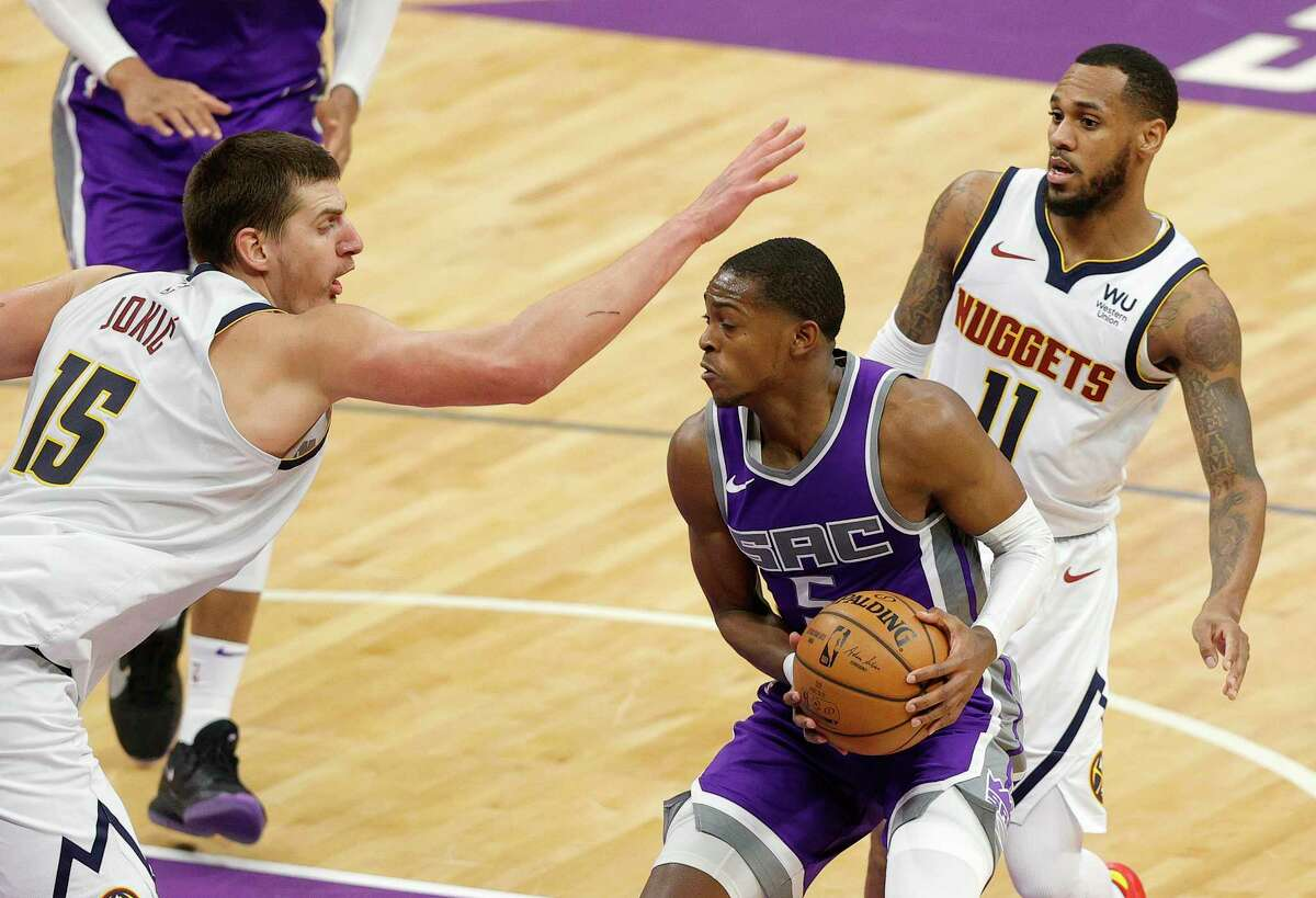 With the Kings' De'Aaron Fox in town for two games, the Rockets will look for improved perimeter defense that the season debuts of Eric Gordon and John Wall should bring.
