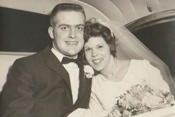 Doug and Carole Miller were married Dec. 30, 1960. (Courtesy photo)