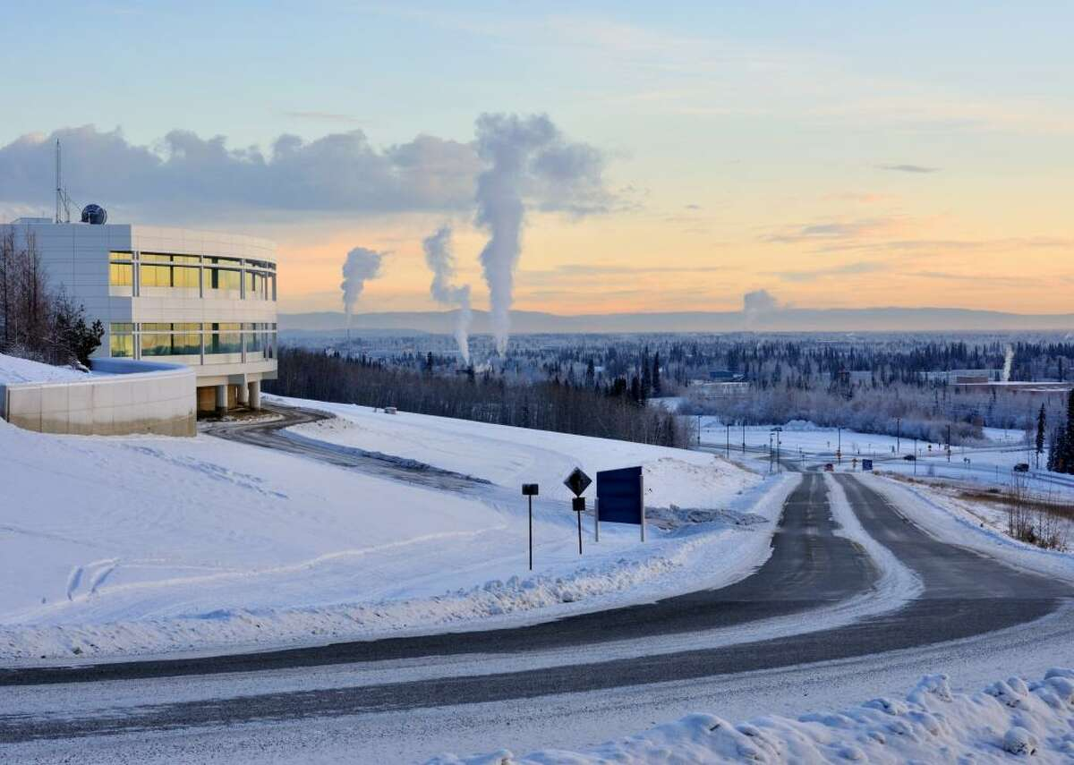 Alaska: College - Population: 13,709- Median home value: $244,100 (61% own)- Median rent: $1,329 (39% rent)- Median household income: $89,072 College is part of the Fairbanks North Star Borough and is located just outside of the city of Fairbanks. Residents here enjoy a wealth of outdoor activities, from hiking and camping in the summer to cross-country skiing in the winter. College was also ranked #1 for best places to live in the Fairbanks North Star Borough and #3 for best public schools in Alaska.