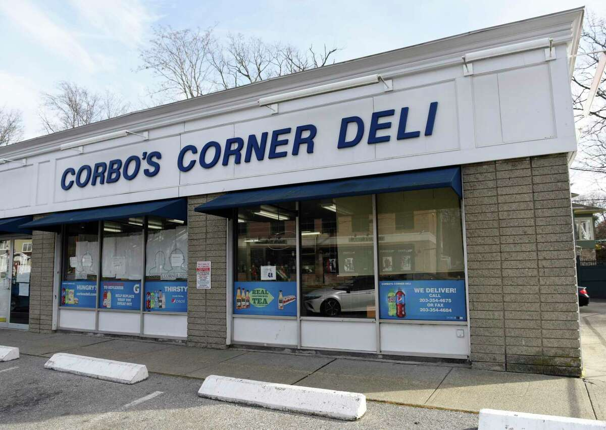 Corbo's Corner Deli in Old Greenwich, Conn., photographed on Wednesday, Dec. 30, 2020. Corbo's has been an Old Greenwich staple for the last 14, but ownership made the decision to close the Old Greenwich location while continuing operation of Corbo's Deli West (Greenwich) and Corbo's Deli South Side (Stamford).
