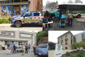 Manistee organizations, including the Veterans Affairs office, Dial A Ride service, Council on Aging and library system faced unprecedented challenges in 2020. (File Photo)