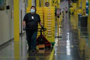 Since the start of the pandemic, Amazon has hired some 350,000 workers, offering signing bonuses and decent wages. So why are some people complaining about this?