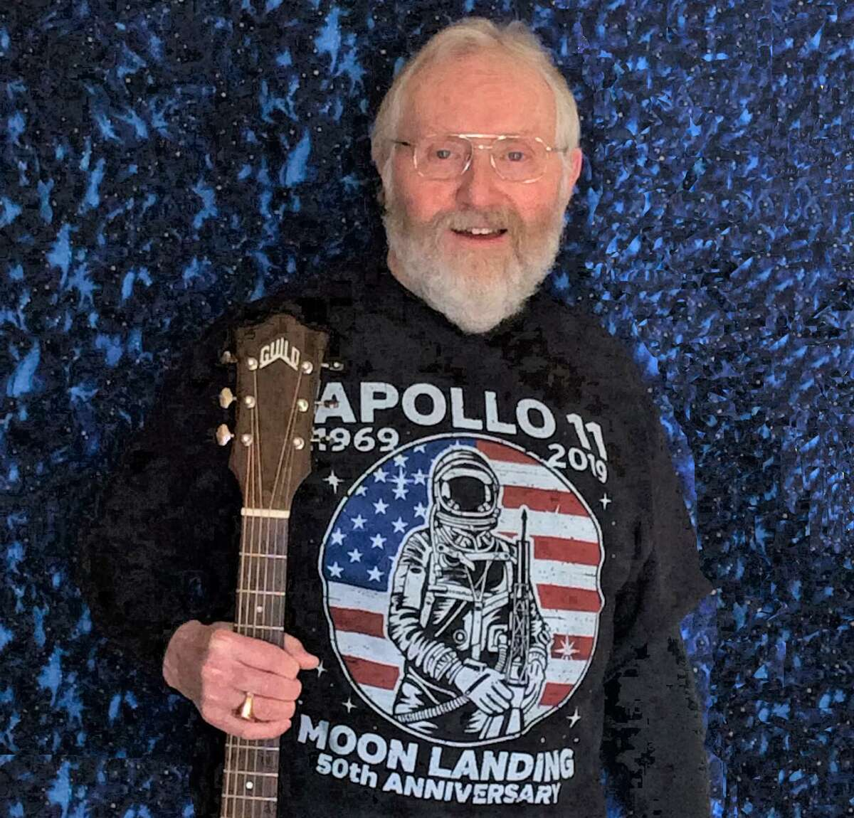 Connecticut's first state troubadour Tom Callinan has written a song called