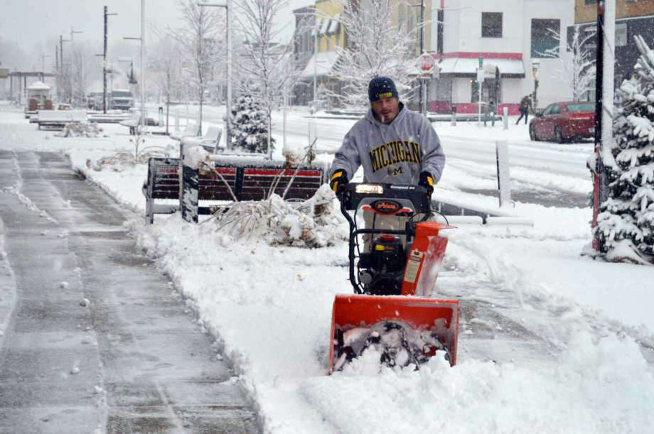Consumer Reports is offering seven easy fixes for the most common snowblower problems. Photo: Photo Courtesy Of Mitchell Kukulka