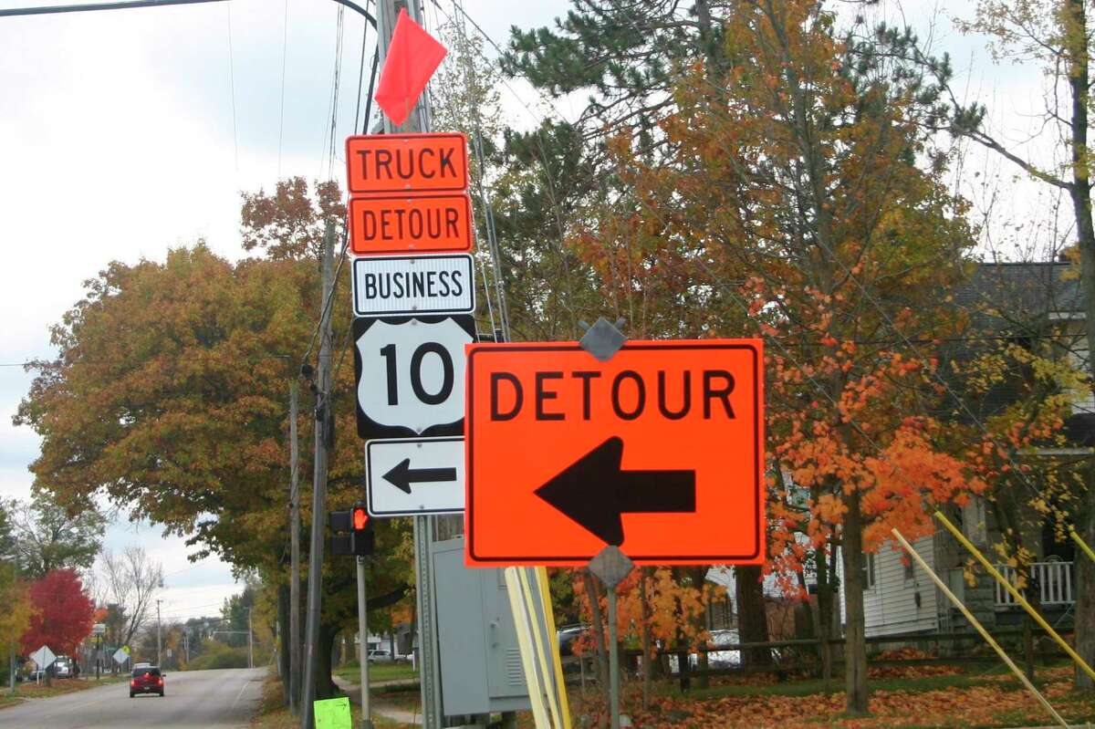 Traffic through Reed City will be detoured while construction on the Chestnut Street bridge takes place. The bridge is expected to be closed for two months. (Pioneer file photo)