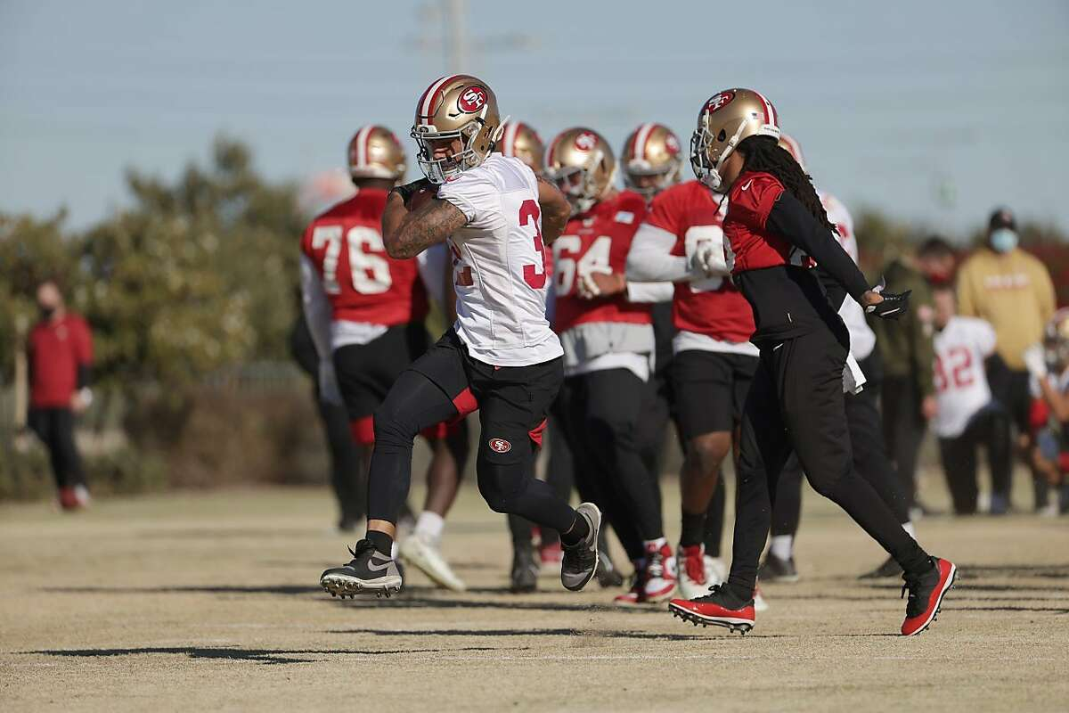 Tyler Gaffney signed with the 49ers practice squad last week.