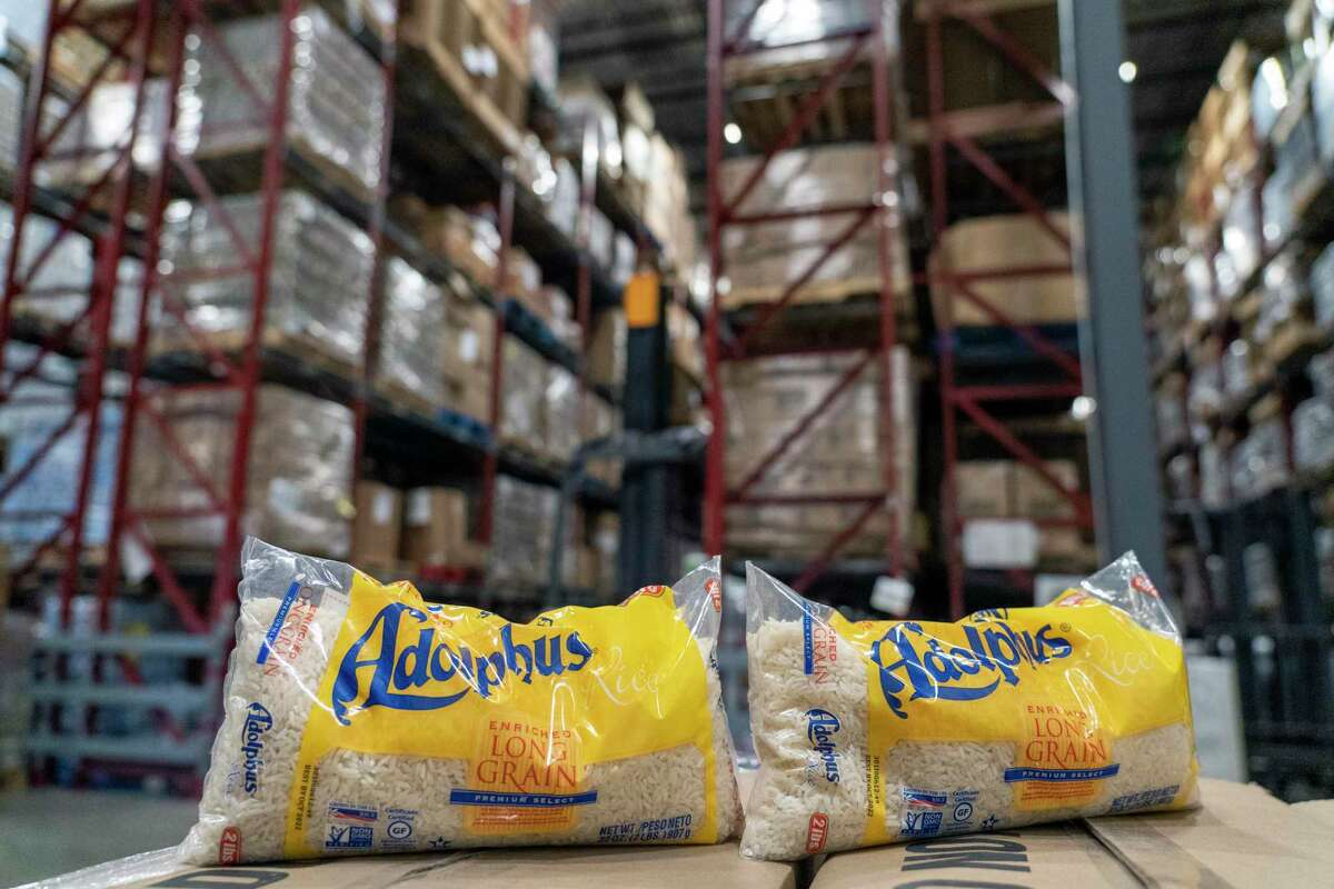 The donation will help an Austin-based food bank meet needs of people hurting in the pandemic.
