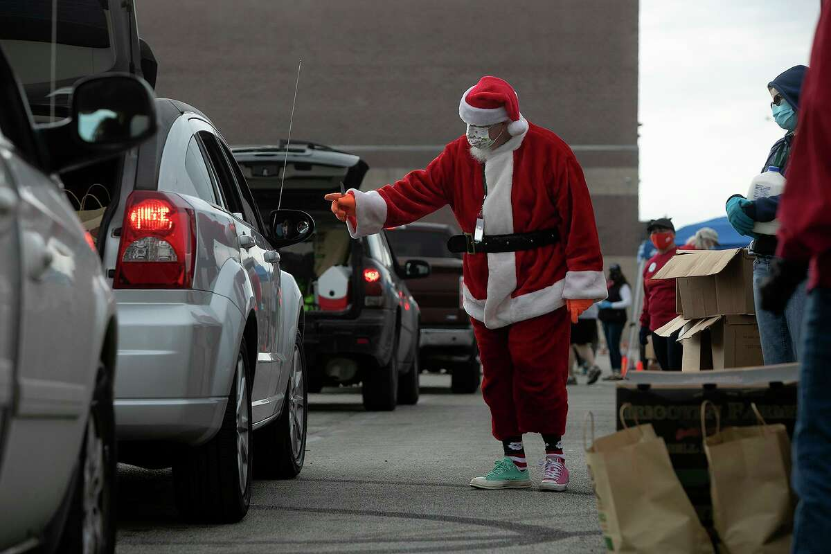 """""""Their work is not seasonal but ongoing,"""" a reader remarks about the San Antonio Food Bank."""
