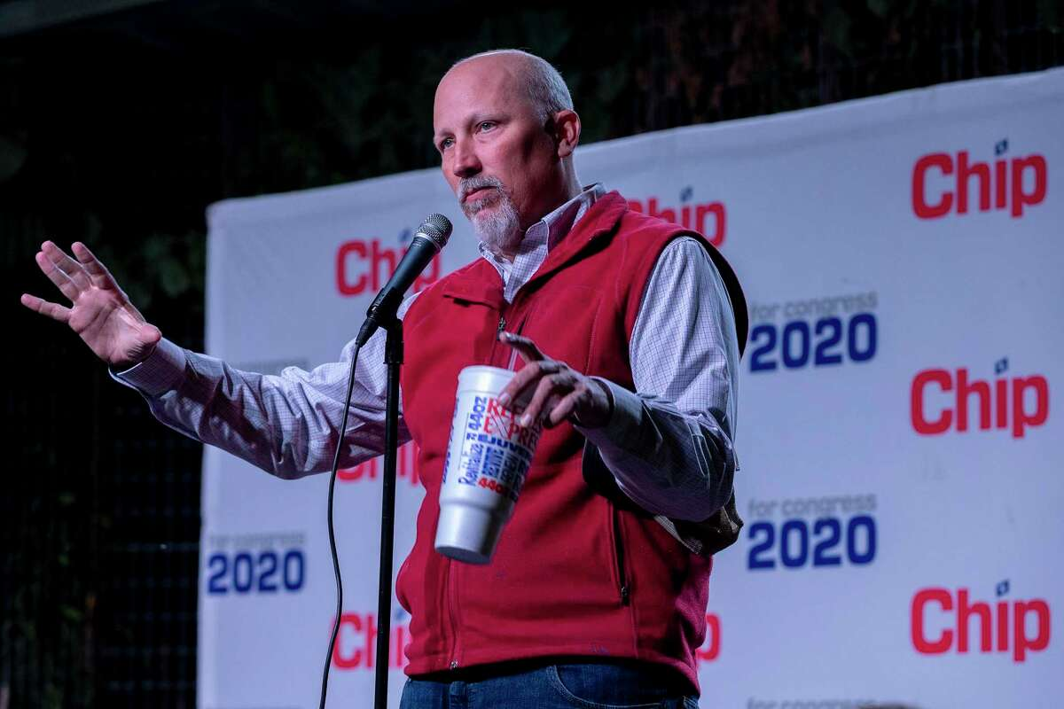 """A reader calls U.S. Rep. Chip Roy """"an embarrassment"""" for tweeting """"kiss my ass"""" about President-elect Joe Biden's proposed mask mandate."""
