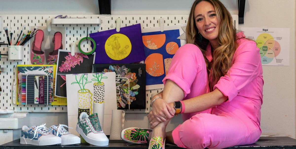 Daniela Oliver de Portillo saw the disruption the pandemic as an opportunity to rethink her priorities and begin making art again after a 12-year hiatus.