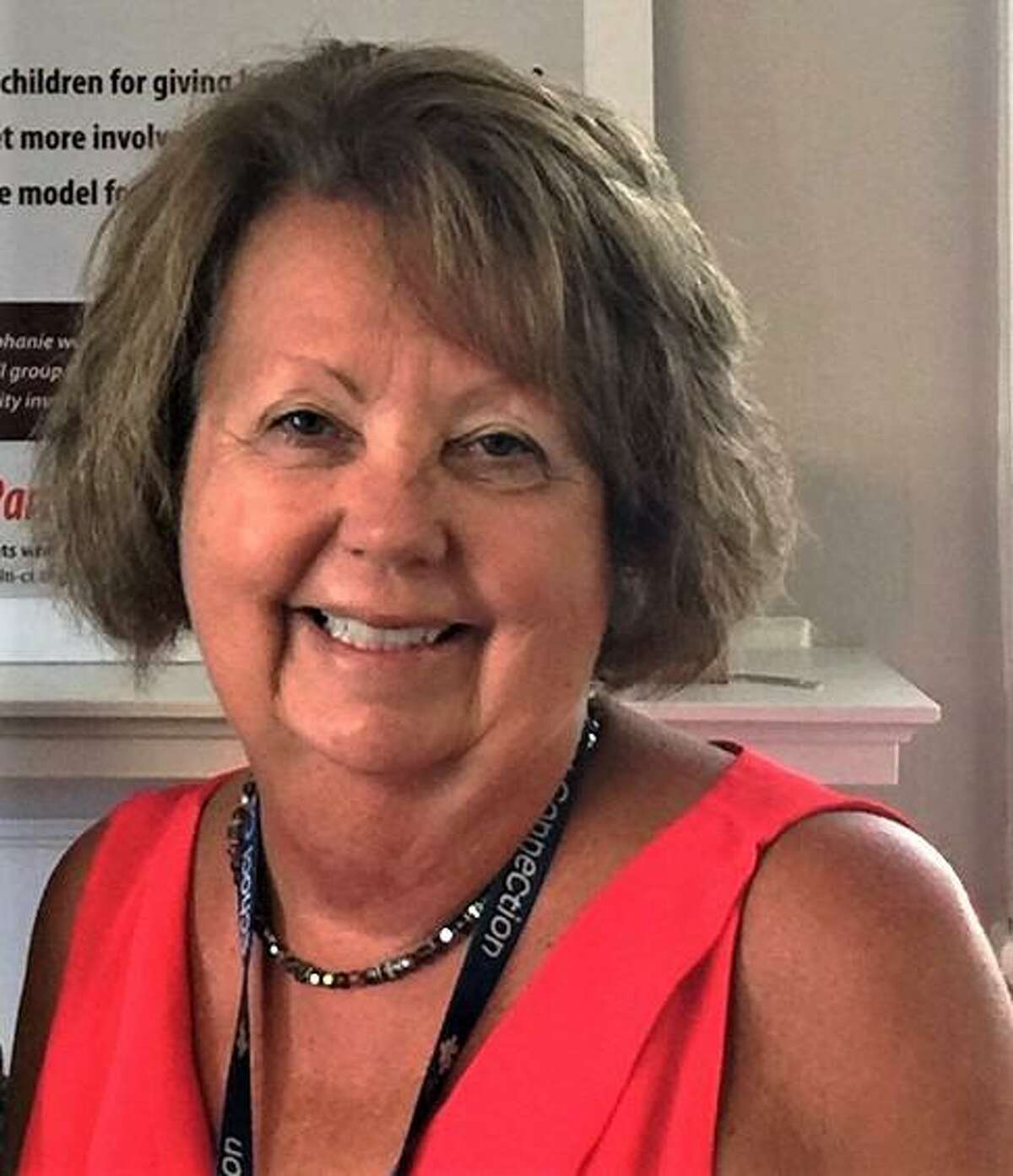 Donna Marino is the Community Partnership Coordinator at the Middletown Public Schools.