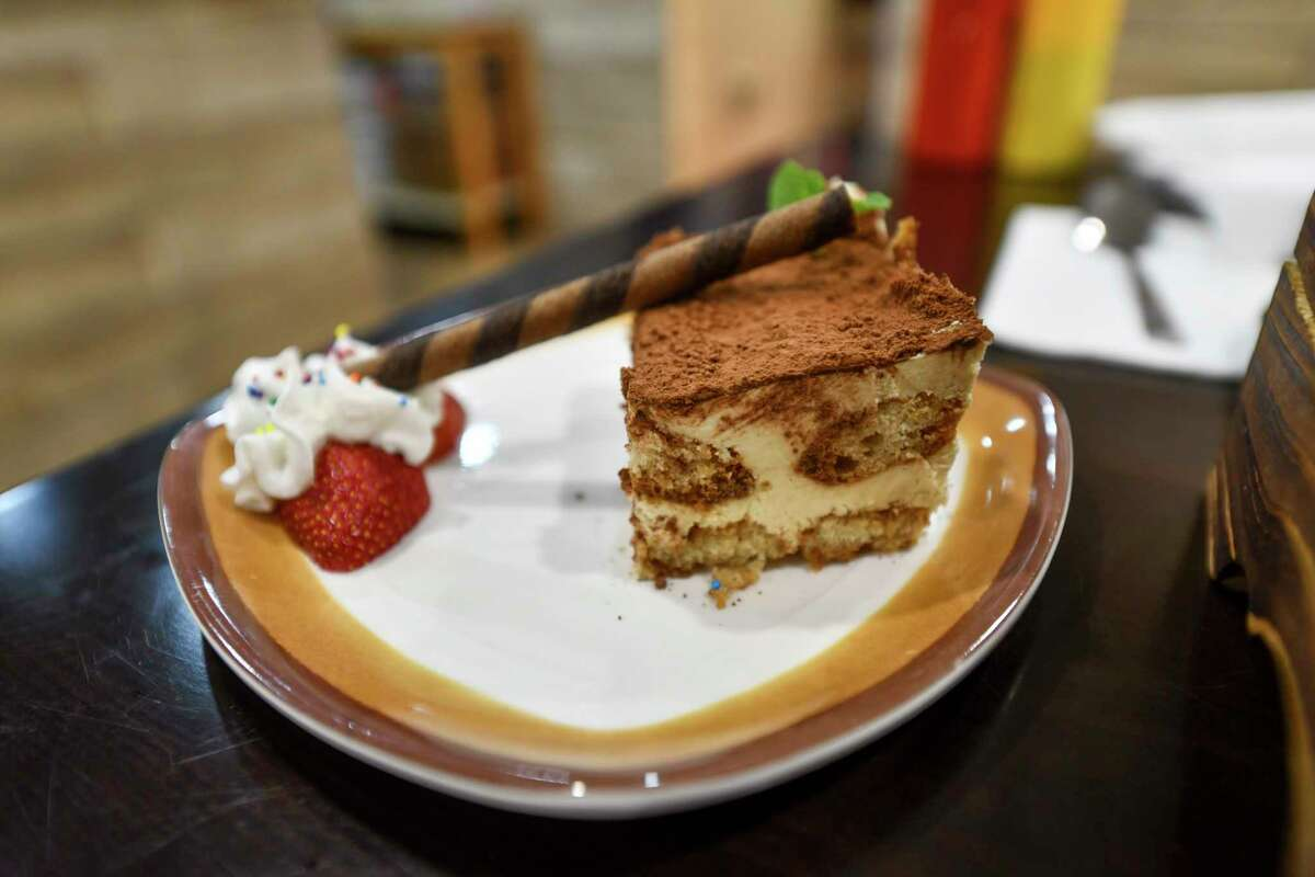 Tiramisu served at Oppa Korean Restaurant on Thursday, Dec. 31, 2020 at 3303 N. Midkiff Rd. Suite 129. Jacy Lewis/Reporter-Telegram