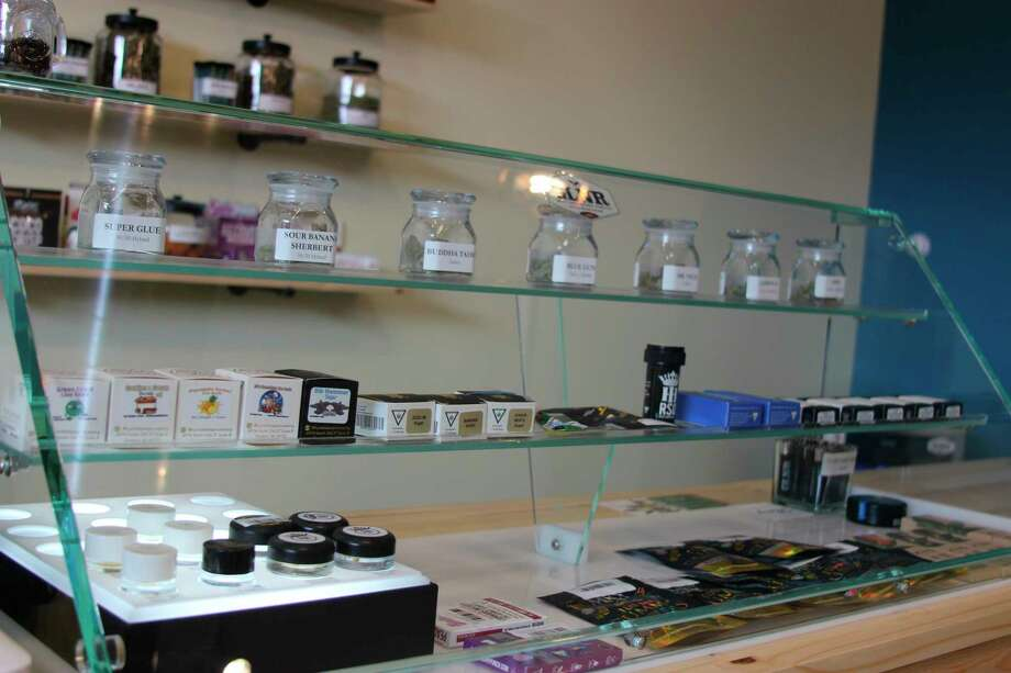 Great Lakes Natural Remedies offers a variety of marijuana products and accessories. (File Photo)