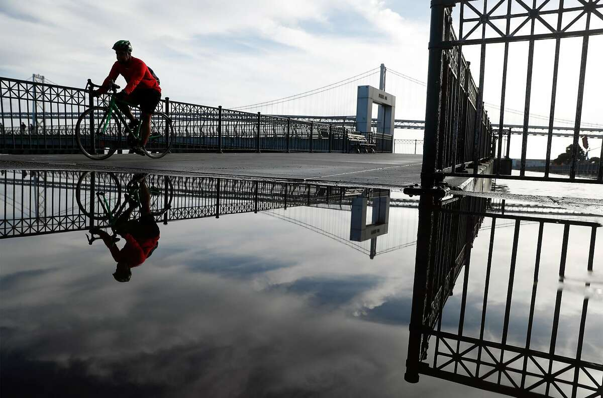 San Francisco's quest to rebuild its Embarcadero seawall has received a boost from the federal pandemic relief package.