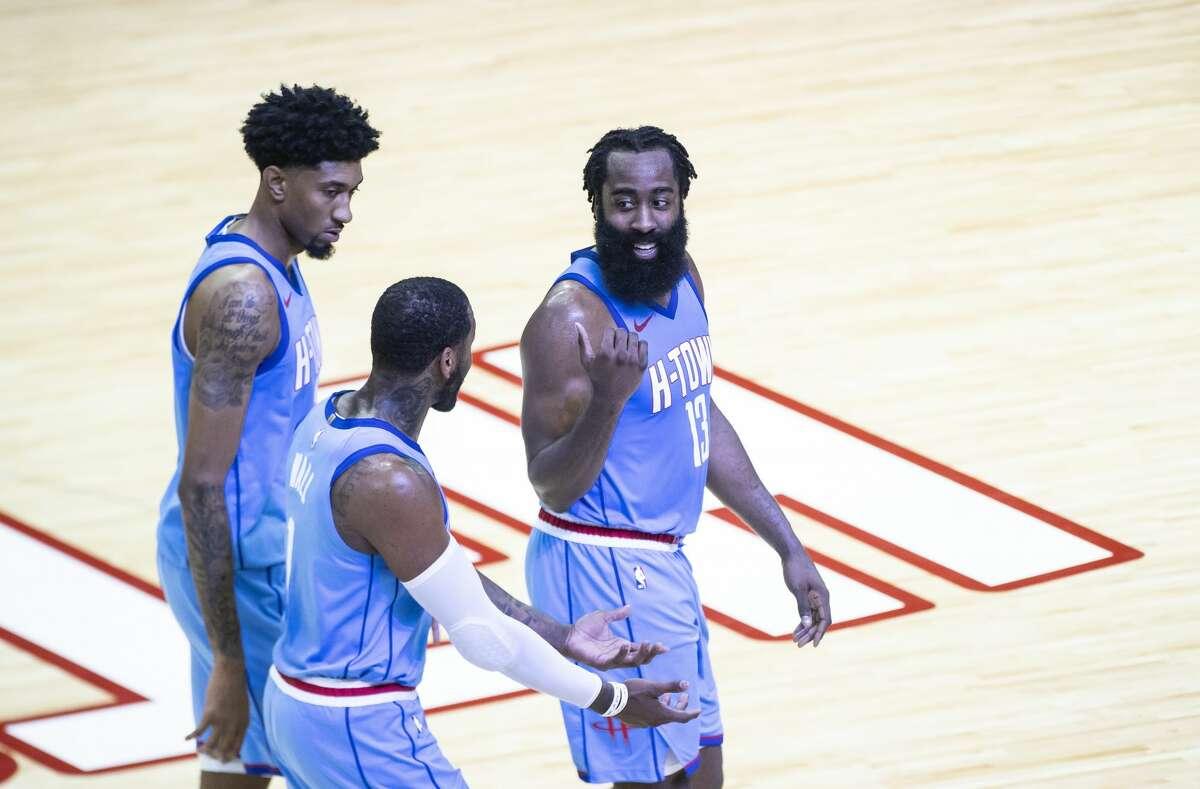 Dec. 31: Rockets 122, Kings 119 Point leaders Rockets: James Harden (33) Kings: Harrison Barnes (24) Record: 1-2