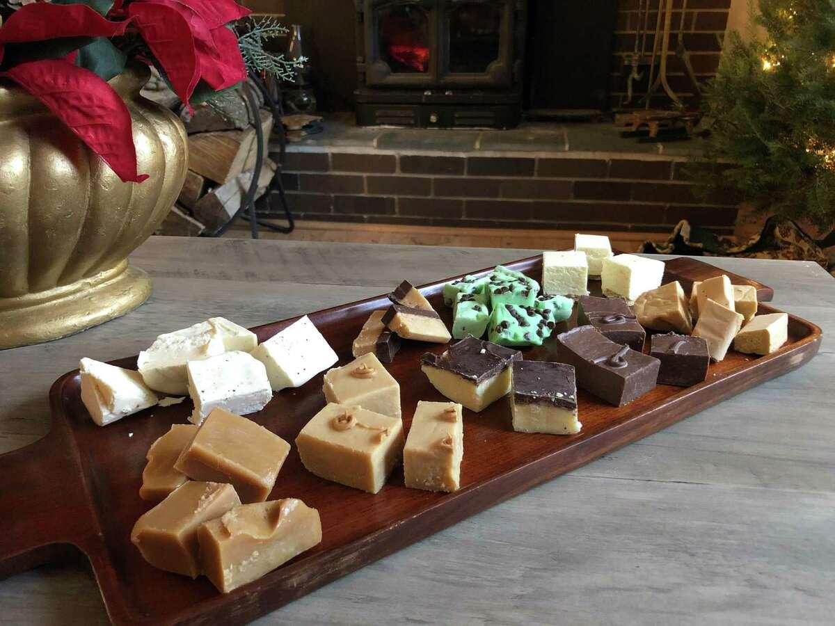 Homemade fudge made by Torrington resident Kristy Barto