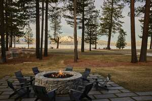 The NHL will host two games at the Edgewood Tahoe Resort in February.