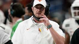 Out: Tom Herman, fired after four seasons and a 32-18 career record, including 4-0 in bowls but no Big 12 titles.