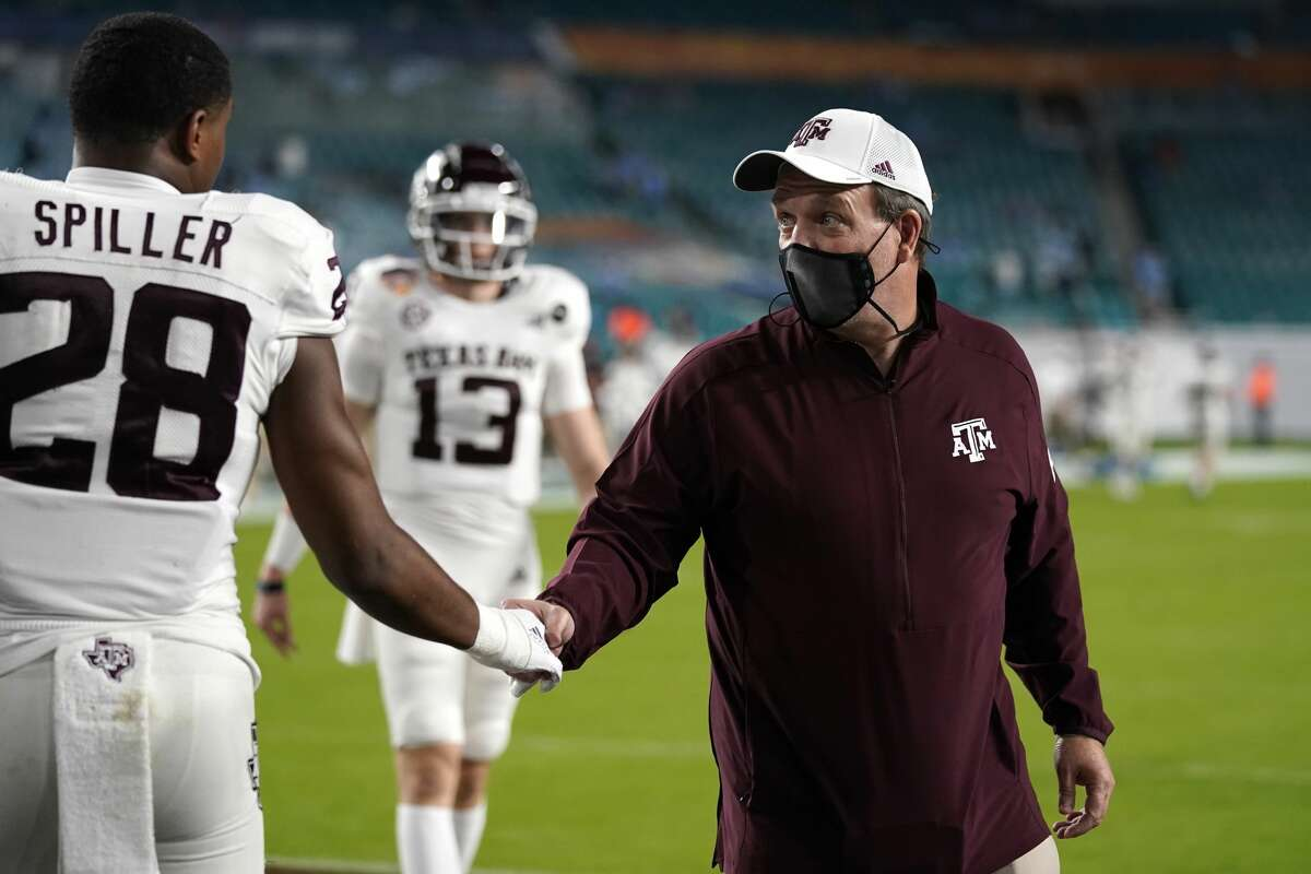 Texas A&M football coach Jimbo Fisher said he has gotten the COVID-19 vaccine but said receiving it is a personal choice for his players.