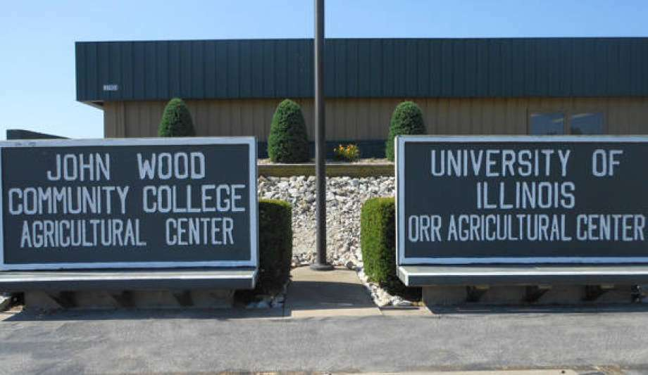 A new multi-purpose facility will give support to research and education conducted at the Orr research farm from John Wood Community College to Ag Education Center and the University of Illinois Research Farm. Photo: Journal-Courier