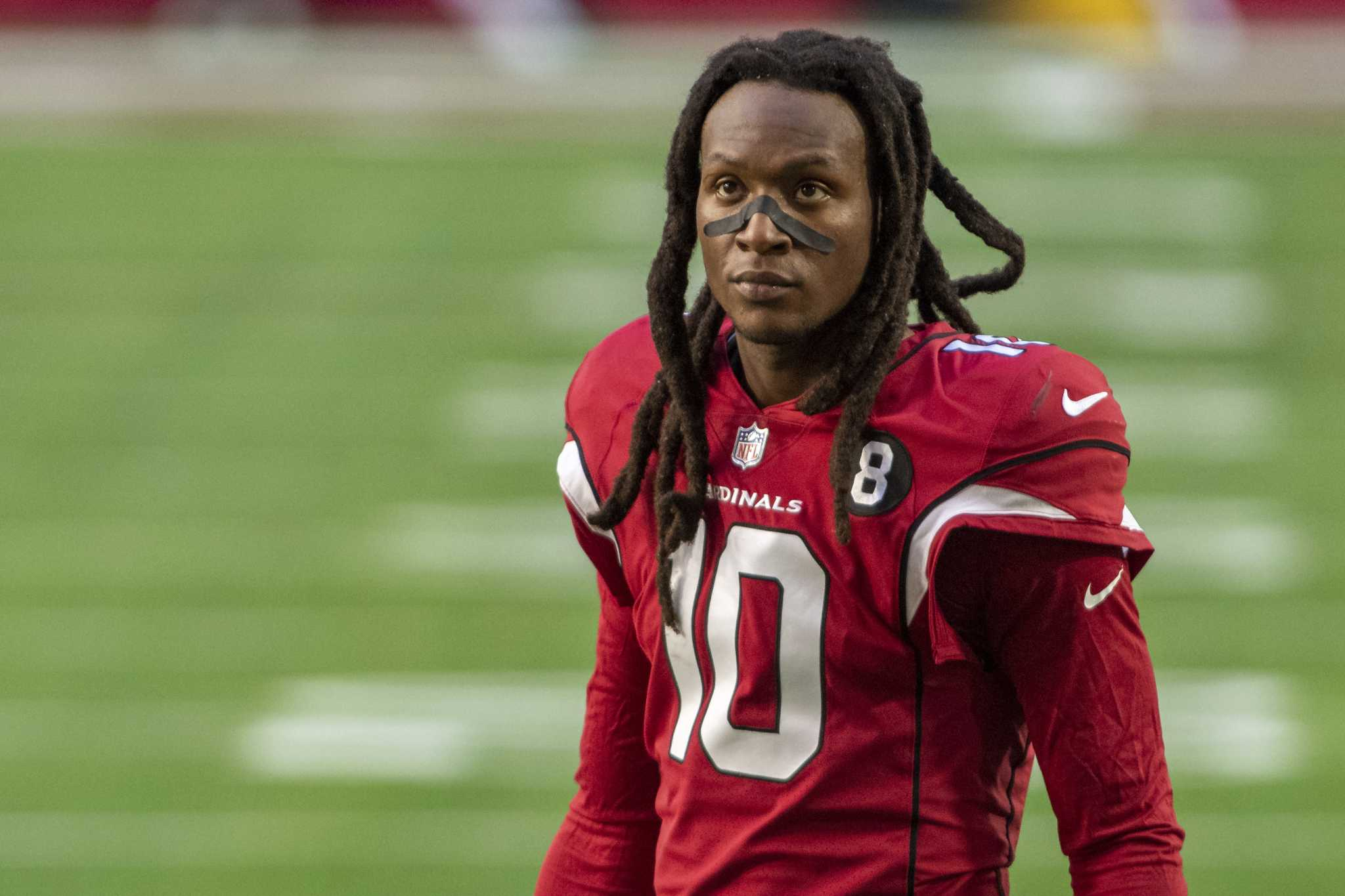 Former Texans star DeAndre Hopkins questions NFL future because he won't get vaccine