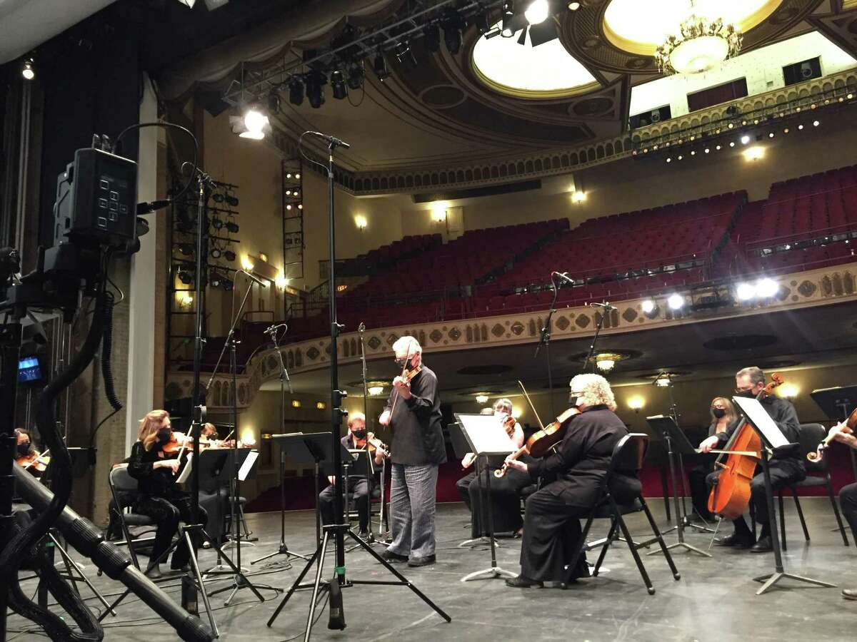 The Stamford Symphony recently hosted a free online gala and concert