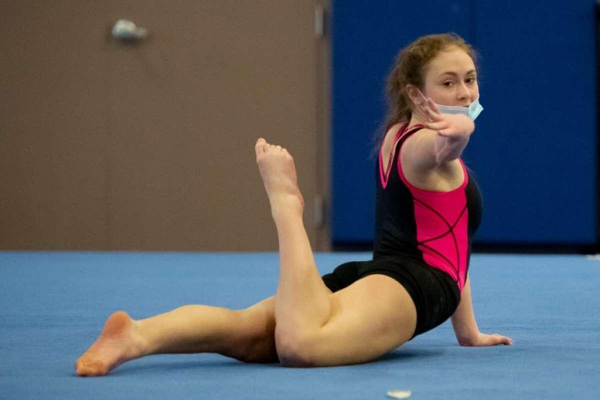 Athlete of the Year Ava Dallas of Saratoga Springs. (Courtesy photo)