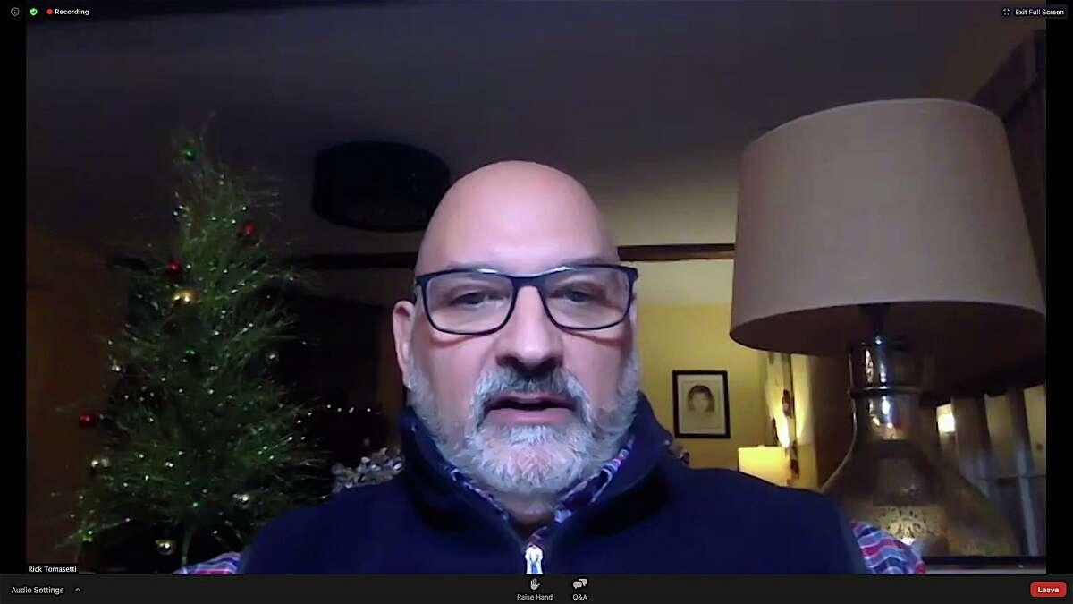 Richard Tomasetti, P&Z Chairman