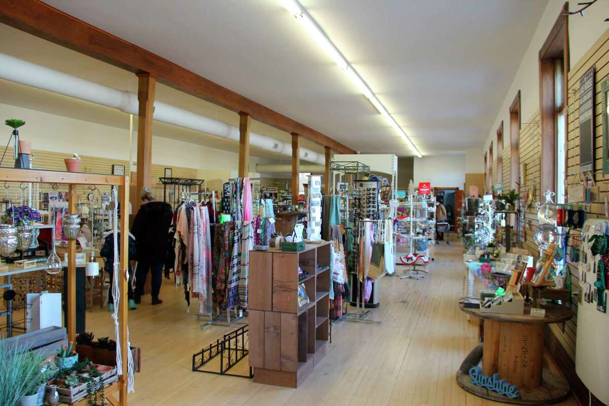 Lisa's Loft, which will close once Heins Hardware's new ownership takes over. (Robert Creenan/Huron Daily Tribune)