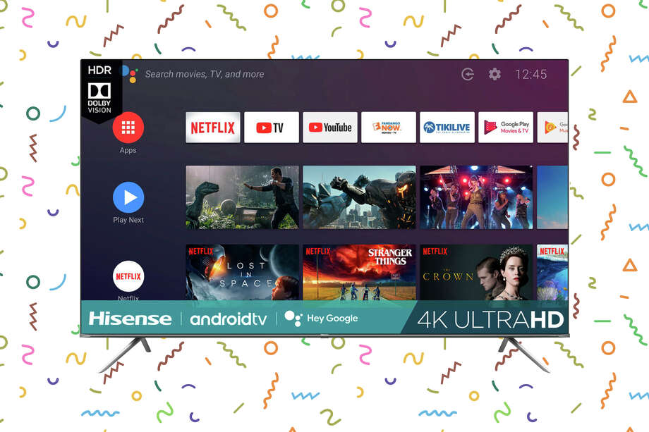 """Hisense - 85"""" Class H6510G Series LED 4K UHD Smart Android TV for $999.99 at Best Buy Photo: Best Buy/Hearst Newspapers"""