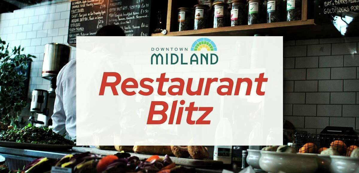 Midland's Downtown Development Authority (DDA) is hosting a Downtown Restaurant Blitz social media campaign online. (Facebook photo/Downtown Midland)